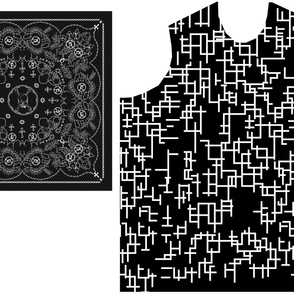 Prompto Bandanna & Shirt - All Sizes