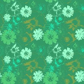 Late Summer Green