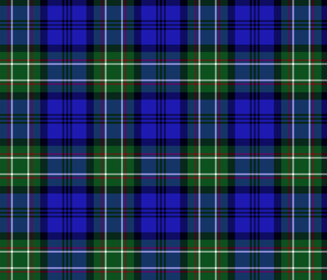 "Allen tartan - 6"" modern fabric by weavingmajor on Spoonflower - custom fabric"