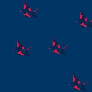 paper crane_large pattern var 7
