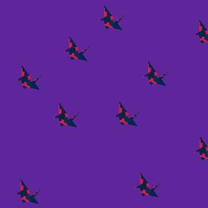 small but not few origami cranes var 3