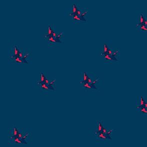 small but not few origami cranes var 4