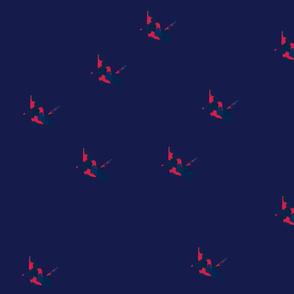 small but not few origami cranes var 5