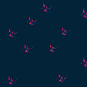 small but not few origami cranes var 6