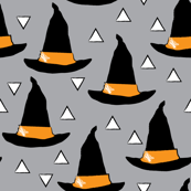 witch-hats and triangles