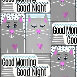 Good Morning -Cats