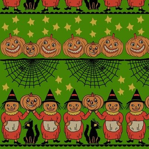 Pumpkin People green