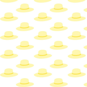 yellow hats- small