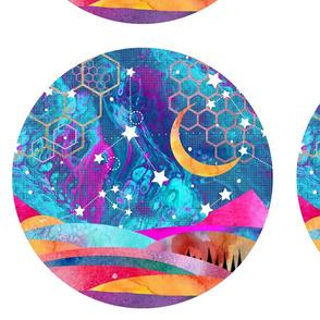 Cancer constellation - cut & sew