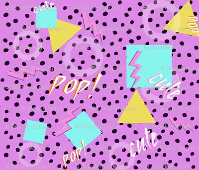 CUTE POP!