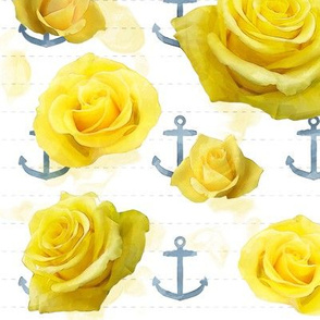 Anchors and Roses