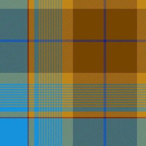 "Allen hunting / Ayrshire Thomson tartan, 10"""