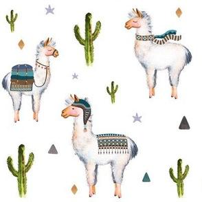 "8"" Boys Aztec Llama"