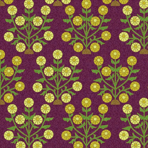 sunflower_burgundy