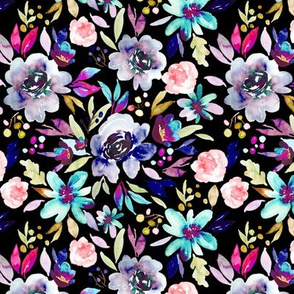 Indy Bloom Design Berry Rose Black C