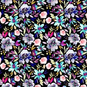 Indy Bloom Design Berry Rose Black B