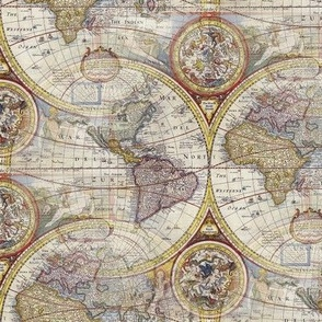 map from 1626