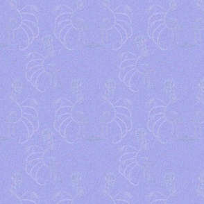 Lilac to Match Marbleized Oil in Blue and Lavender