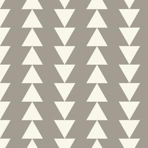 Arrows - Ivory, Mushroom