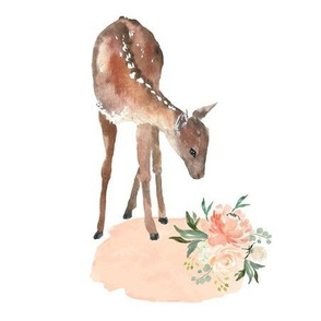 FAWN  FLORAL
