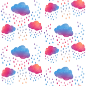 Rainy Clouds: Summer Party