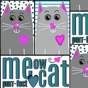 Purr-fect  Kitty