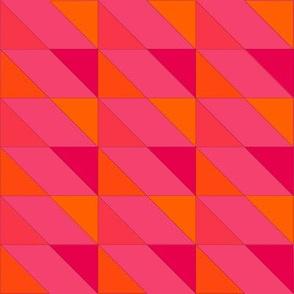 TriangleShift - Pink Citrus