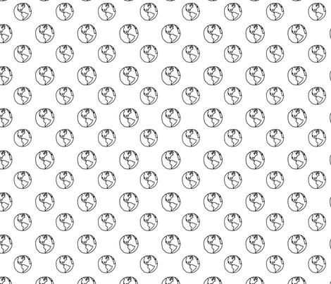 earthenfabric fabric by earthen on Spoonflower - custom fabric