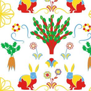 Sweddish Rabbit