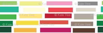 Stacked Color Bars day