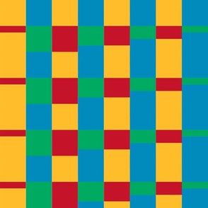 Dancing Stripes - samba