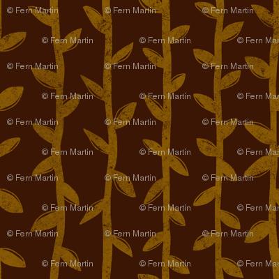 Brown Vines