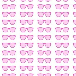 pink sunglasses- small