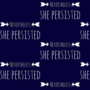 nevertheless she persisted navy