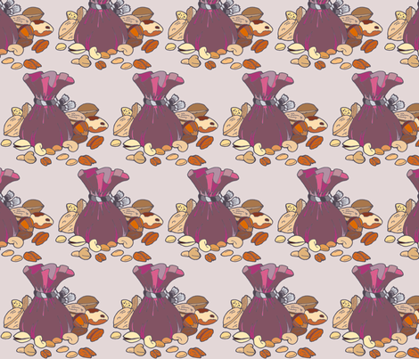 Nutsack fabric by infamousdoctorf on Spoonflower - custom fabric