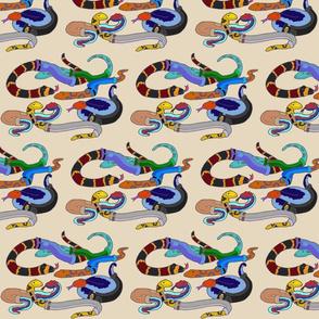 Trouser Snakes
