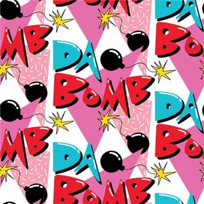 Da Bomb Memphis Style