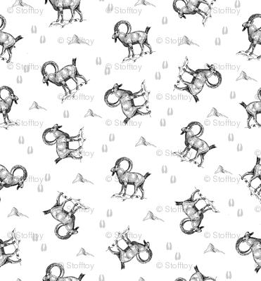 ibex and matterhorn
