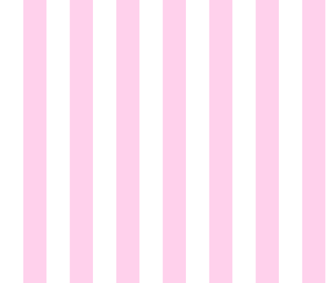 light pink stripes-medium fabric - dafnag - Spoonflower