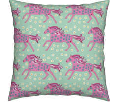Baby Swedish Horse Pink