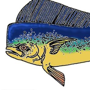 Mahi-Mahi - Dolphinfish