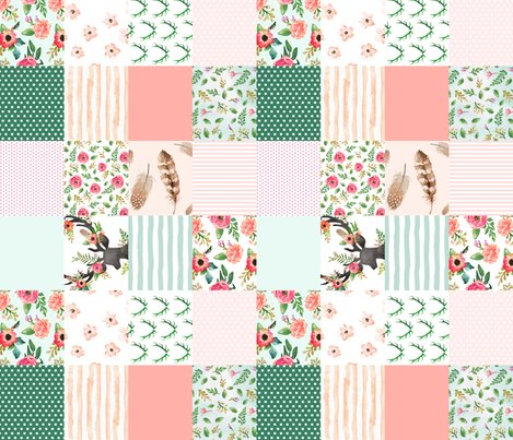 Rfloral_dreams_deer_cheater_quilt___wholecloth_90_degrees_shop_preview