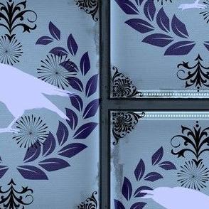 Raven Snow Blue