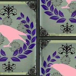 Raven Snow Pink