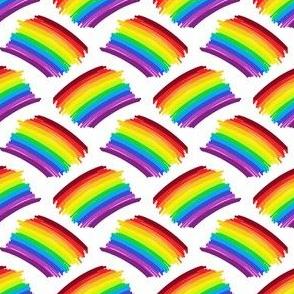 rainbow sketch