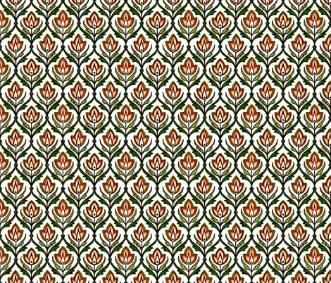 indo-persian 132 fabric by hypersphere on Spoonflower - custom fabric
