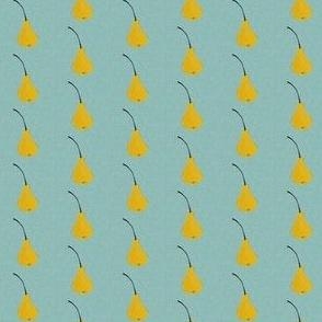 pear_on_linen_blue
