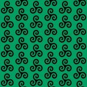 Rup-down_black_triskele_shamrock_green_300_shop_thumb