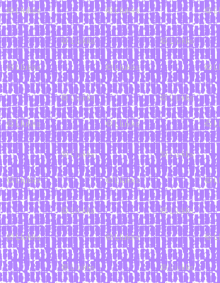 Grid Vertical Rectangles Pastel Purple Upholstery Fabric