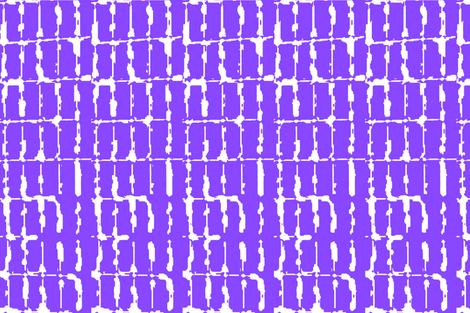 Grid Vertical Rectangles Pastel Purple Upholstery Fabric fabric by llukks on Spoonflower - custom fabric